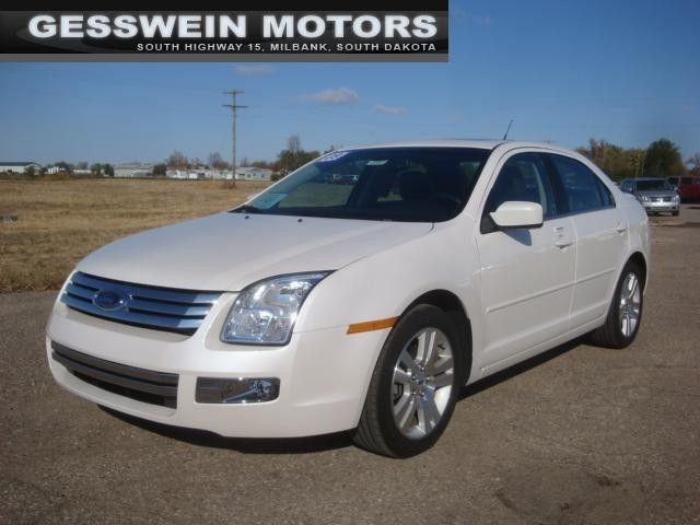 2009 ford fusion sel for sale in milbank south dakota classified. Black Bedroom Furniture Sets. Home Design Ideas