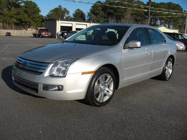 2009 ford fusion sel for sale in longs south carolina classified. Black Bedroom Furniture Sets. Home Design Ideas