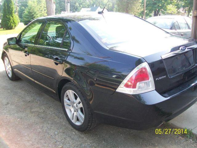 2009 ford fusion v6 sel for sale in adrian michigan classified. Black Bedroom Furniture Sets. Home Design Ideas