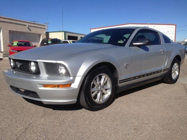 2009 ford mustang for sale in el paso texas classified. Black Bedroom Furniture Sets. Home Design Ideas