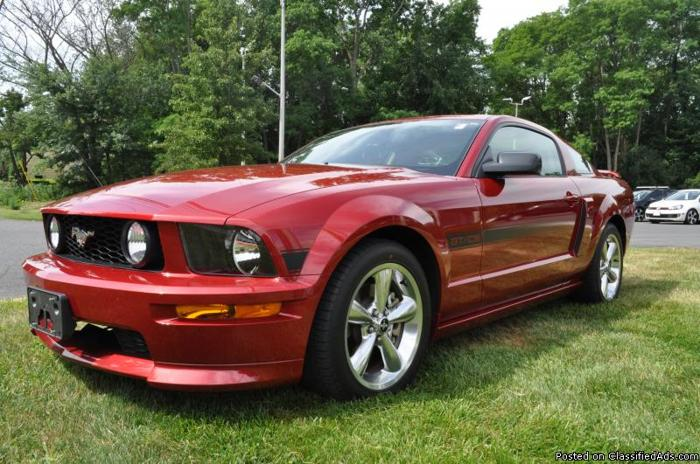 2009 ford mustang gt california special package low miles 5 speed for sale in bethlehem center. Black Bedroom Furniture Sets. Home Design Ideas