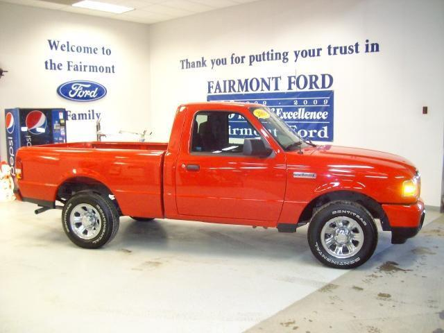 2009 ford ranger for sale in fairmont minnesota classified. Black Bedroom Furniture Sets. Home Design Ideas