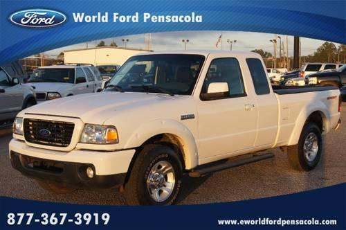 2009 ford ranger pickup truck 2wd 4dr supercab 126 sport for sale in pensacola florida. Black Bedroom Furniture Sets. Home Design Ideas