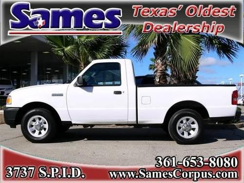 2009 Ford Ranger Regular Cab Pickup XL for Sale in Corpus ...