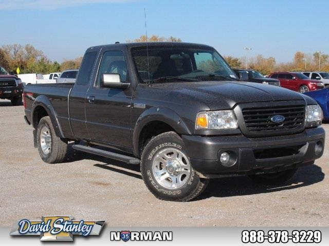 2009 ford ranger xl 4x2 xl 2dr supercab sb for sale in norman oklahoma classified. Black Bedroom Furniture Sets. Home Design Ideas
