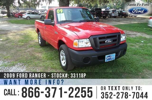 2009 Ford Ranger XL - Bed Liner - AM/FM Radio