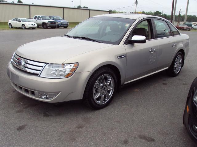 2009 ford taurus limited for sale in tifton georgia. Black Bedroom Furniture Sets. Home Design Ideas