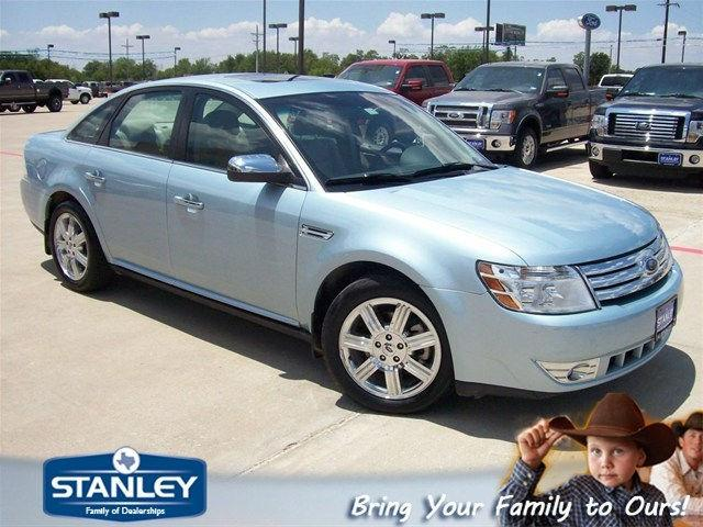 2009 ford taurus limited for sale in eastland texas classified. Black Bedroom Furniture Sets. Home Design Ideas