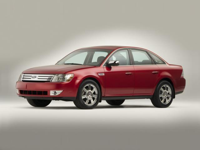 2009 Ford Taurus Limited AWD Limited 4dr Sedan