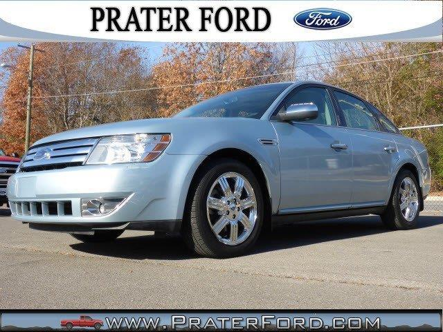 2009 ford taurus limited limited 4dr sedan for sale in calhoun georgia classified. Black Bedroom Furniture Sets. Home Design Ideas