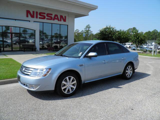 2009 ford taurus sel for sale in dothan alabama classified. Black Bedroom Furniture Sets. Home Design Ideas
