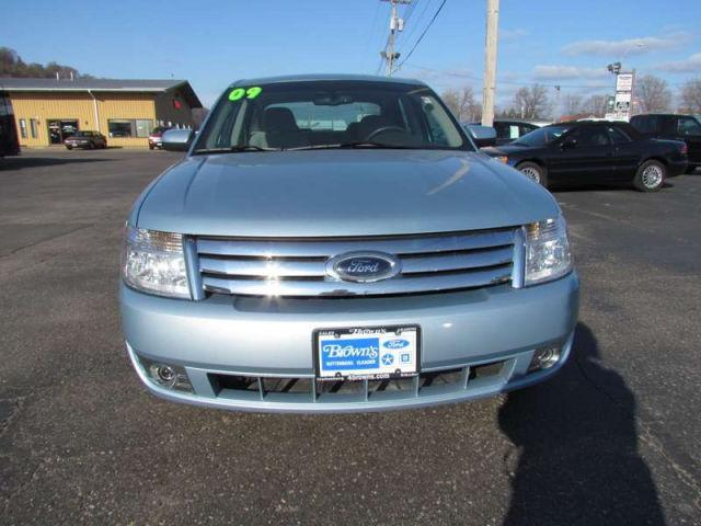 2009 ford taurus sel for sale in guttenberg iowa classified. Black Bedroom Furniture Sets. Home Design Ideas