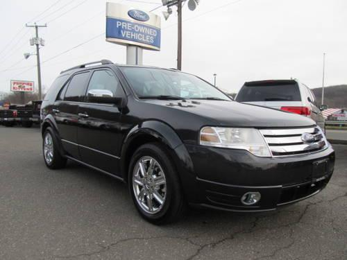 2009 ford taurus x 4wd sport utility vehicles limited for sale in danbury connecticut. Black Bedroom Furniture Sets. Home Design Ideas