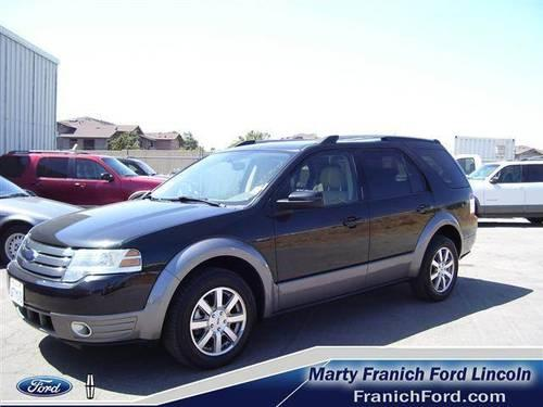 2009 ford taurus x sel sport utility 4d for sale in corralitos california classified. Black Bedroom Furniture Sets. Home Design Ideas