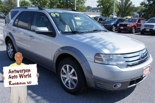 2009 ford taurus x station wagon sel for sale in foxridge maryland classified. Black Bedroom Furniture Sets. Home Design Ideas