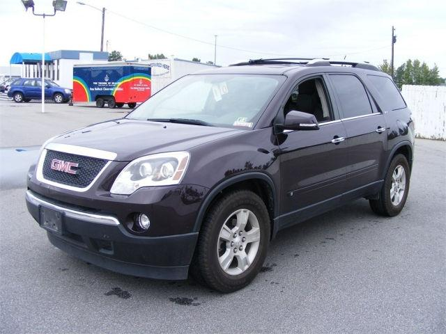 2009 gmc acadia for sale in rocky mount north carolina classified. Black Bedroom Furniture Sets. Home Design Ideas