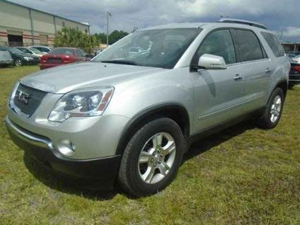 2009 gmc acadia slt 1 4dr suv for sale in kissimmee florida classified. Black Bedroom Furniture Sets. Home Design Ideas