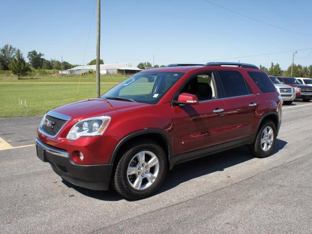 2009 gmc acadia slt 1 for sale in union mississippi classified. Black Bedroom Furniture Sets. Home Design Ideas