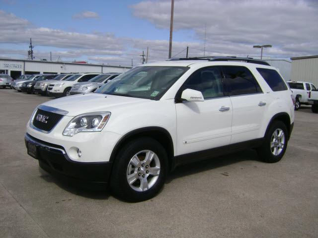 2009 gmc acadia slt 1 for sale in monroe louisiana classified. Black Bedroom Furniture Sets. Home Design Ideas