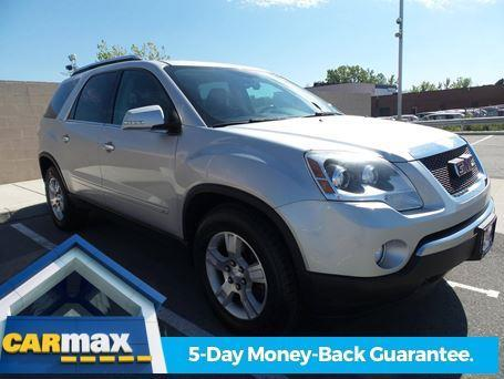 2009 Gmc Acadia Slt 1 Awd Slt 1 4dr Suv For Sale In