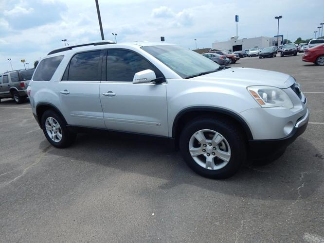 2009 gmc acadia slt 2 awd slt 2 4dr suv for sale in norman oklahoma classified. Black Bedroom Furniture Sets. Home Design Ideas