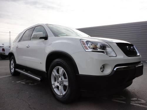 2009 Gmc Acadia Suv 4dr Awd For Sale In Guthrie North