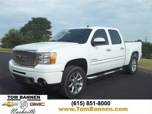 2009 gmc sierra 1500 truck denali for sale in am qui tennessee classified. Black Bedroom Furniture Sets. Home Design Ideas