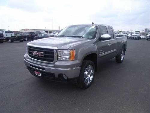 2009 gmc sierra 1500 truck sle for sale in lubbock texas classified. Black Bedroom Furniture Sets. Home Design Ideas