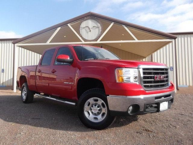 2009 gmc sierra 2500 h d for sale in vernon texas classified. Black Bedroom Furniture Sets. Home Design Ideas