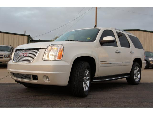 2009 gmc yukon denali for sale in eufaula oklahoma classified. Black Bedroom Furniture Sets. Home Design Ideas
