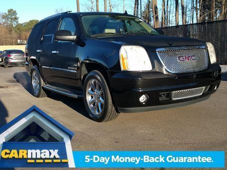 2009 gmc yukon denali awd denali 4dr suv for sale in raleigh north carolina classified. Black Bedroom Furniture Sets. Home Design Ideas