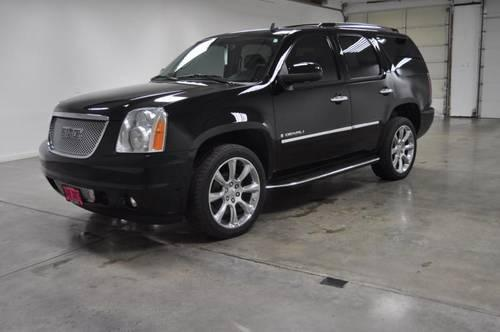 2009 gmc yukon suv denali for sale in kellogg idaho classified. Black Bedroom Furniture Sets. Home Design Ideas