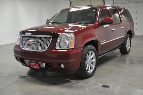 2009 gmc yukon xl 1500 suvs denali for sale in kellogg idaho classified. Black Bedroom Furniture Sets. Home Design Ideas