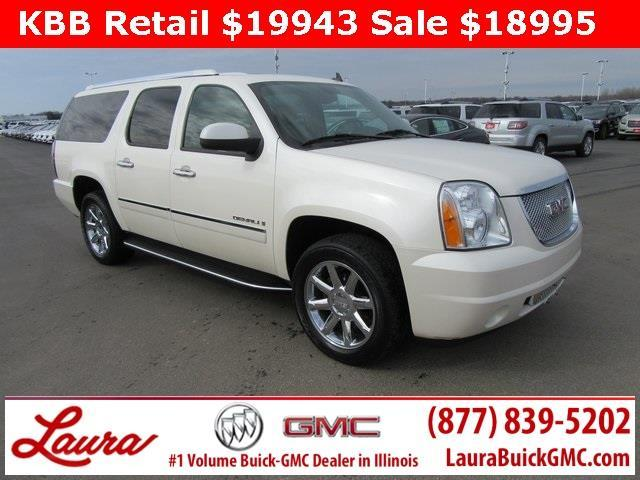 2009 gmc yukon xl denali awd denali 4dr suv for sale in collinsville illinois classified. Black Bedroom Furniture Sets. Home Design Ideas