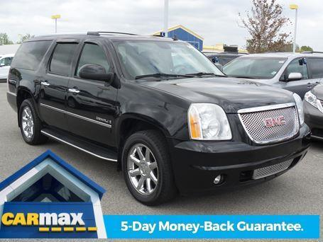 2009 gmc yukon xl denali awd denali 4dr suv for sale in baton rouge louisiana classified. Black Bedroom Furniture Sets. Home Design Ideas