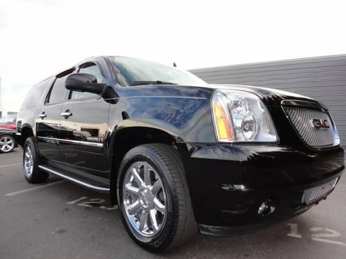 2009 gmc yukon xl denali suv 4dr awd 1500 for sale in guthrie north carolina classified. Black Bedroom Furniture Sets. Home Design Ideas