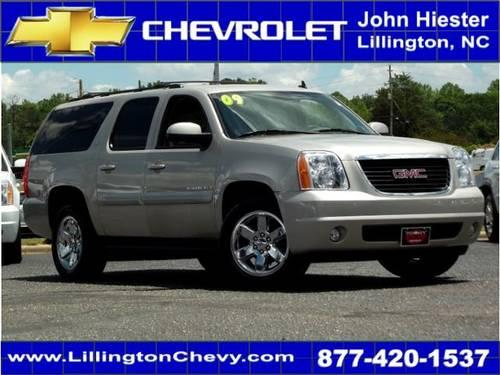 2009 gmc yukon xl sport utility slt for sale in lillington for Ride now motors in monroe north carolina