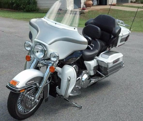 2009 Harley Davidson Electra Glide Ultra Classic For Sale
