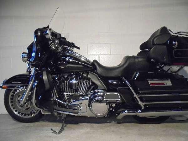 2009 Harley Davidson Flhtcu For Sale In Sandusky Michigan