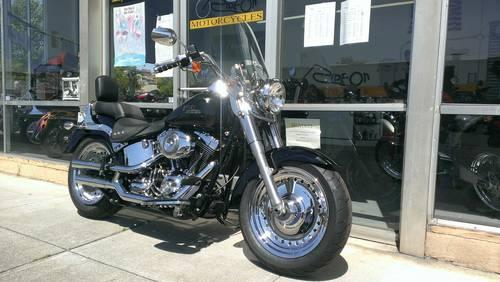 2009 Harley Davidson FLSTFI Fatboy for Sale in Vallejo, California