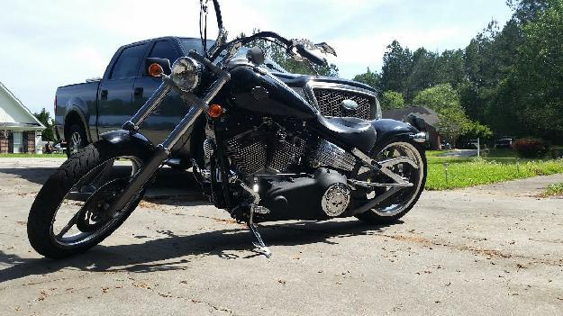 2009 Harley Davidson FXCW Rocker Softail in Purvis, MS