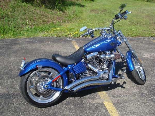 2009 Harley-Davidson FXCWC Softail Rocker C