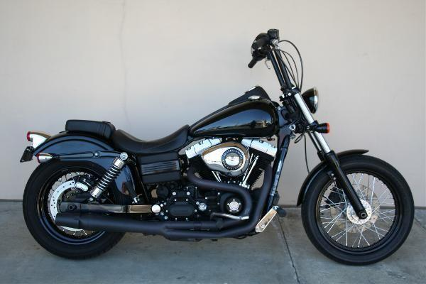 New Harley Davidson Dyna Motorcycles For Sale For Sale California >> 2009 Harley-Davidson FXDB Dyna Street Bob for Sale in Temecula, California Classified ...