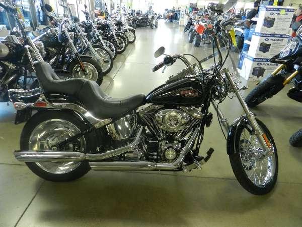 2009 Harley-Davidson Softail Custom for Sale in East Selah ...