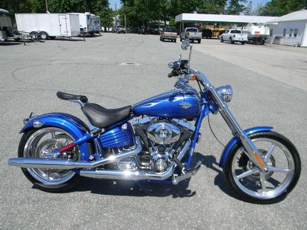 2009 harley davidson softail rocker c for sale in springfield massachusetts classified. Black Bedroom Furniture Sets. Home Design Ideas