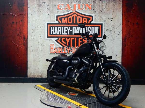 2009 Harley-Davidson Sportster Iron 883