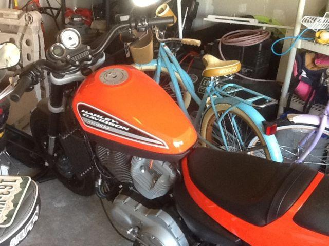 2009 HARLEY DAVIDSON XR1200- PERFECT PIECE OF HARLEY