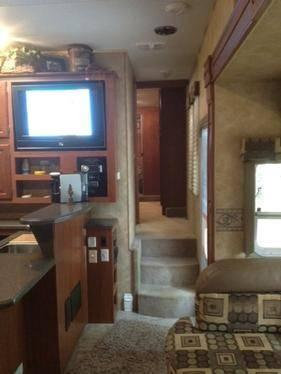 2009 Heartland Rv Cyclone 3950 Toy Hauler For Sale In