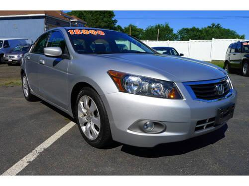 2009 honda accord 4 dr sedan ex l for sale in new haven connecticut classified. Black Bedroom Furniture Sets. Home Design Ideas