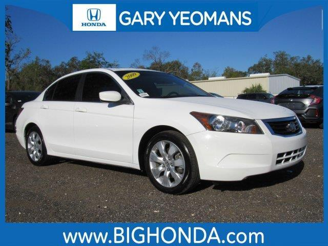 2009 Honda Accord EX EX 4dr Sedan 5A